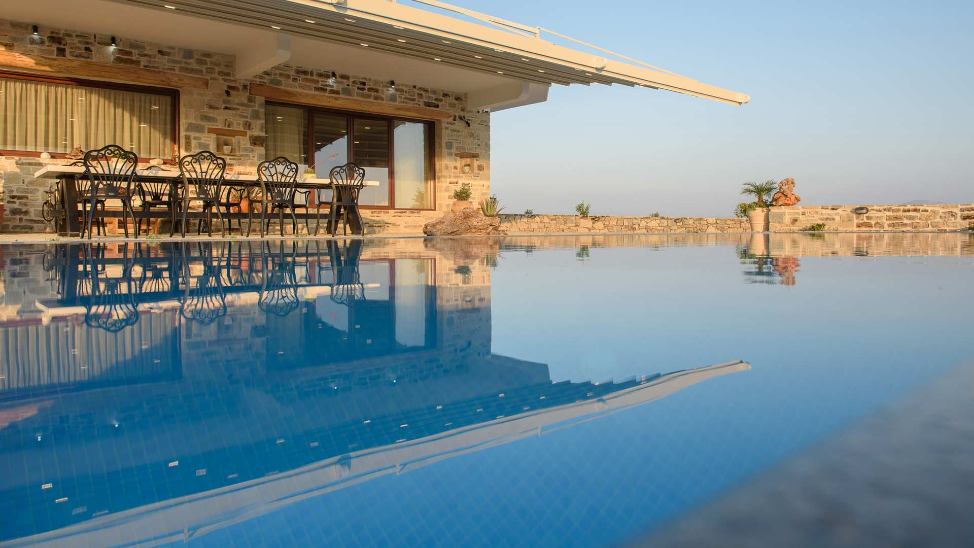Luxury Villa Zeus and Dione, Lagolio South Crete